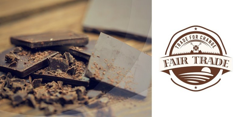 Give fair trade chocolate this Valentine's Day