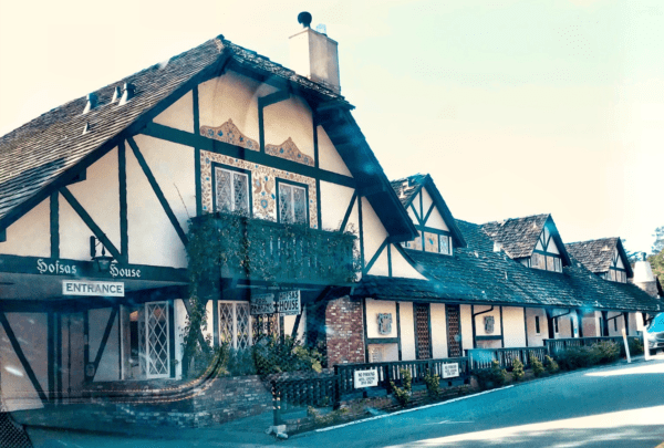 Hofsas House Hotel in Carmel, California