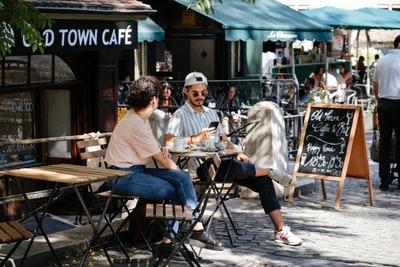 カフェ業界動向