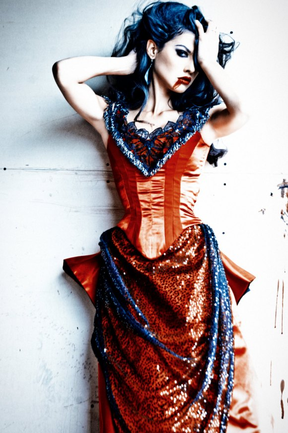 vampire-dress