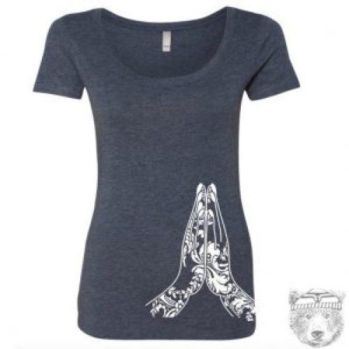 namaste-hands-tshirt