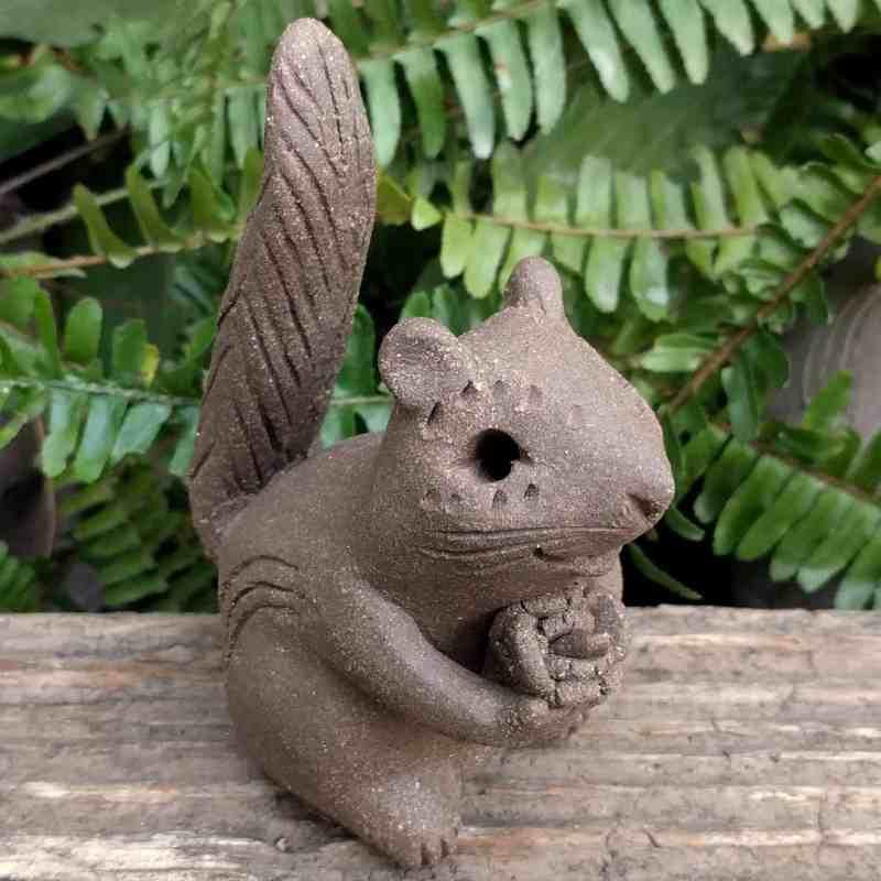 clay-chipmunk-holding-flower-tail-up-garden-figurine-by-margaret-hudson-earth-arts-studio-4