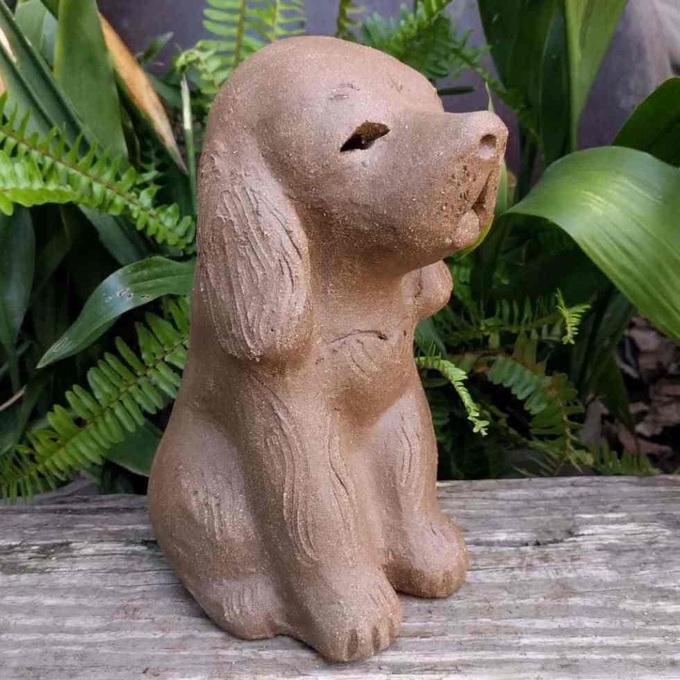 large-cocker-spaniel-clay-sculpture-garden_1024_12