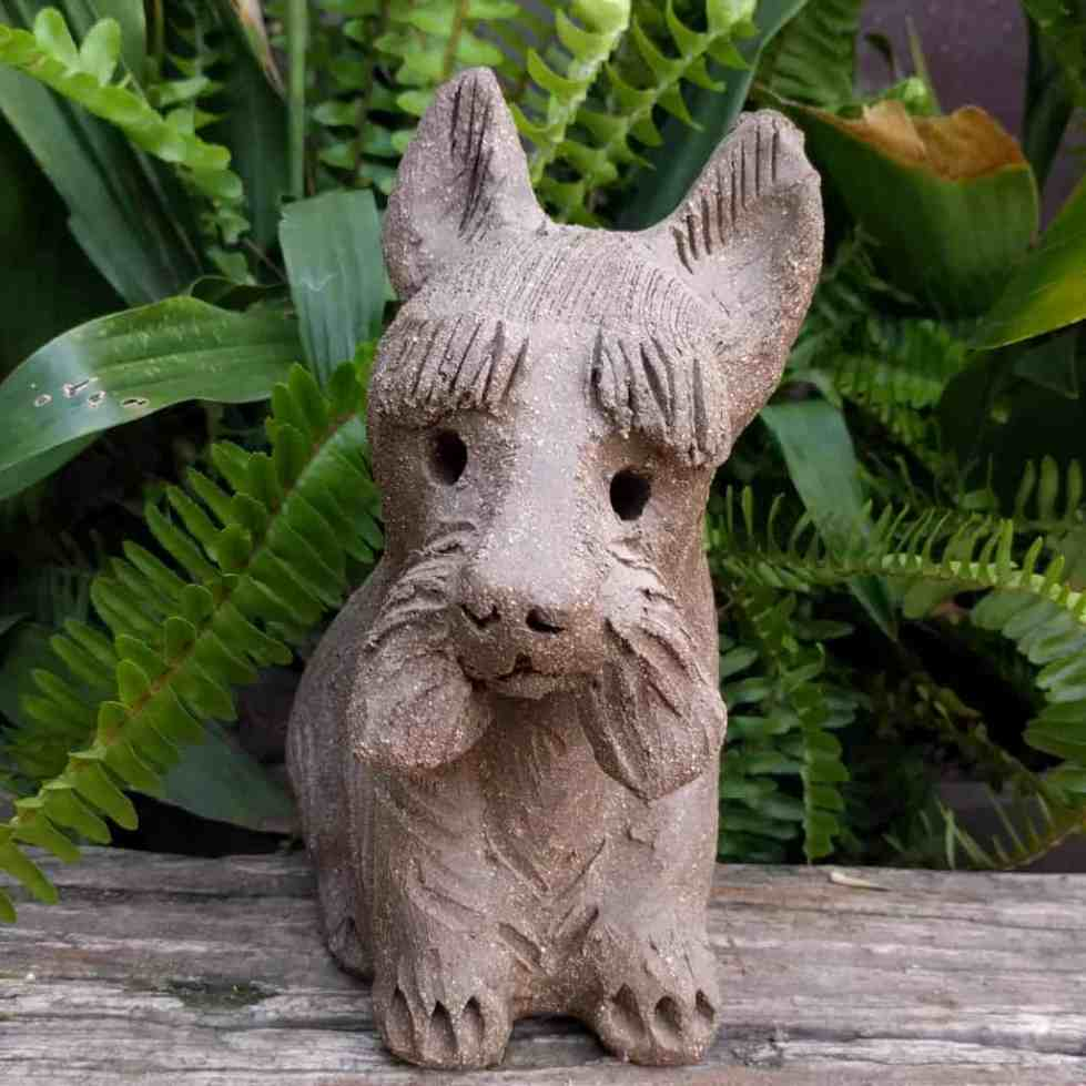 schnauzer-small-garden-sculpture-clay-margaret-hudson-1024-01