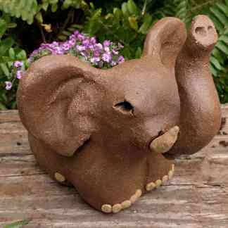 pottery-elephant-planter-small-garden-figurine-by-margaret-hudson-earth-arts-studio-7