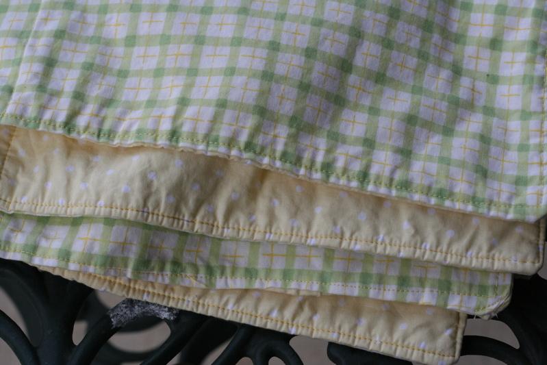 Non-Scalloped Blanket