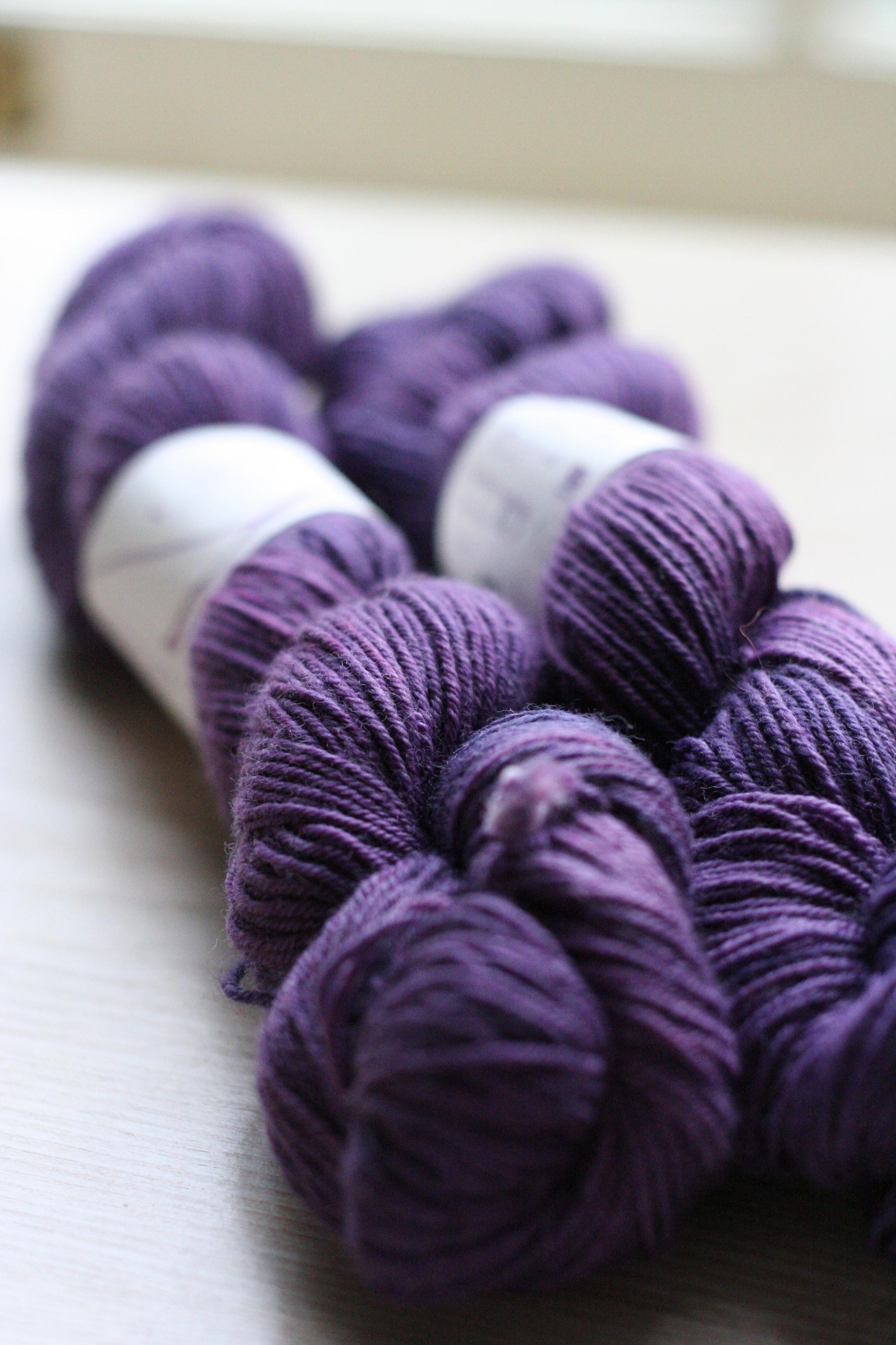 Lorna\'s Laces Shepherd Sock, Blackberry