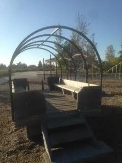 cooper mountain playground wagon