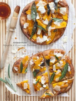 most wonderful time of the year Pumpkin-Flatbread-FoodieCrush-0041