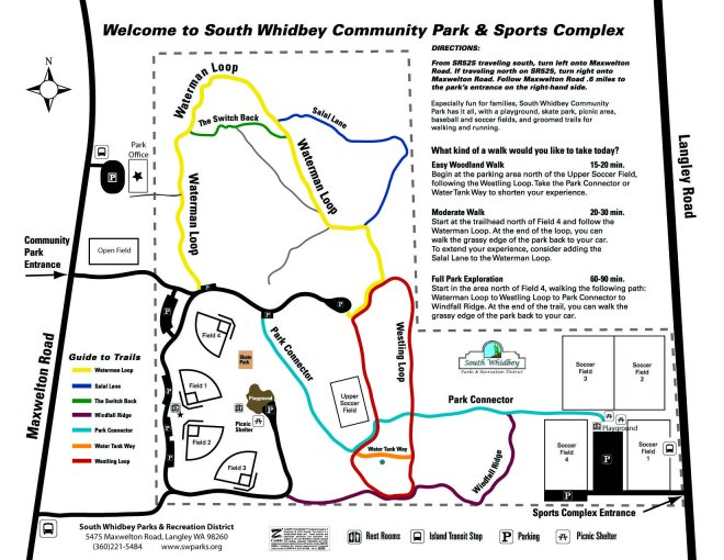 Map of Community Park Sports Complex-01 trails