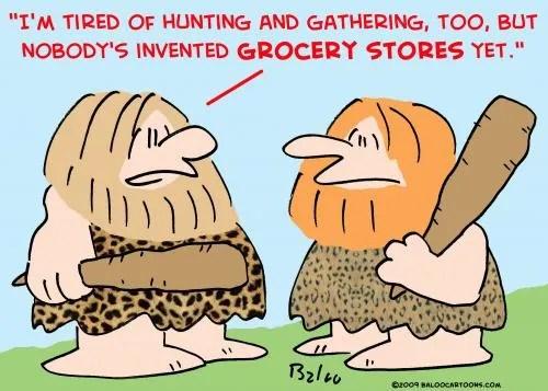 caveman_hunting_gathering_grocer_408205