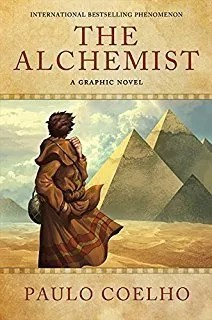 10 Books in 10 Days- The Alchemist