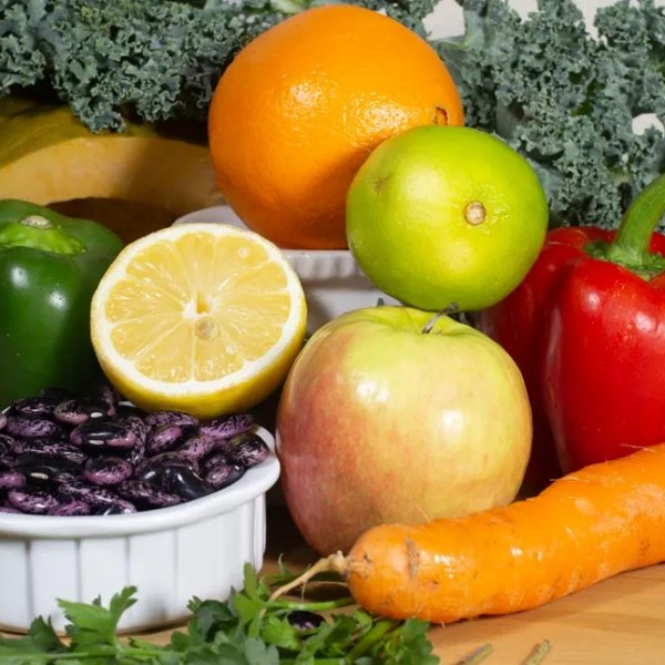 Conservation Fitness Jump Start, Week 1, Day 1: Welcome to Vegetarian Week