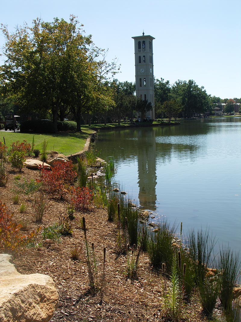 Furman University | Earth Design Landscape Architecture ...