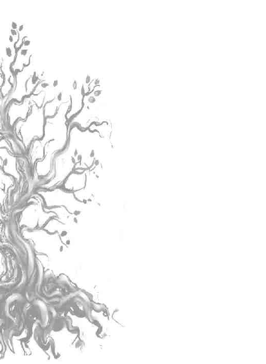 Page with tree
