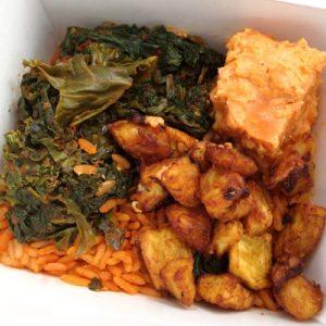Vegan Nigerian Food