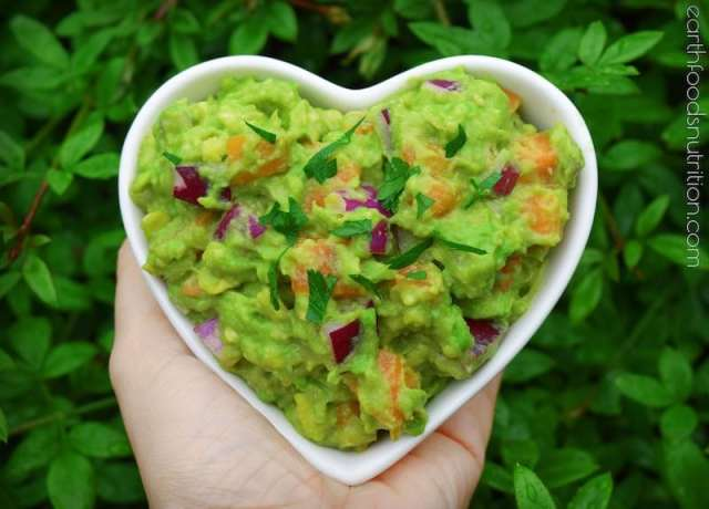 Vegan Guacamole Recipe