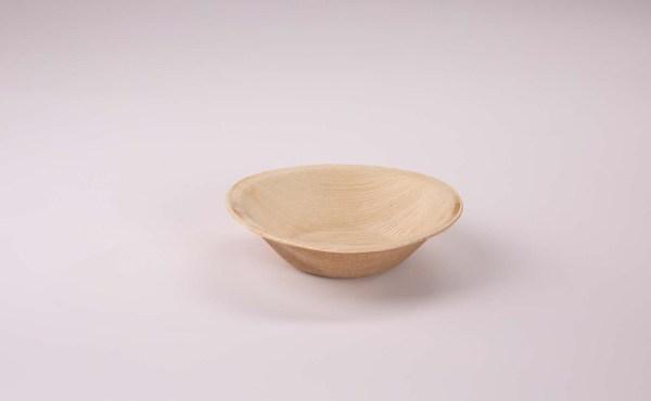 074 168 299A5981 1 - Flat Round Palm Bowl