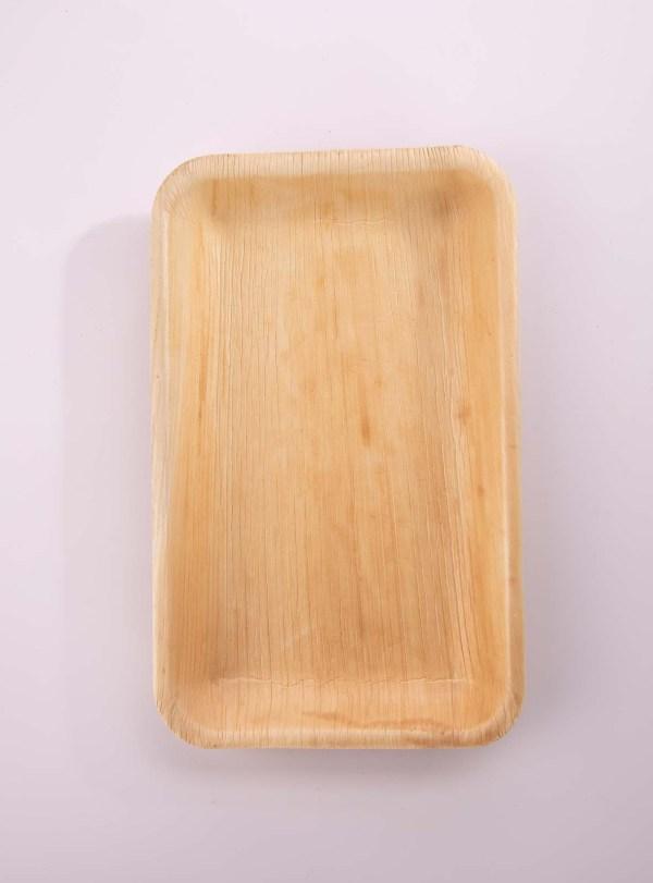 136 269 299A6083 1 - Rectangle Palm Plate