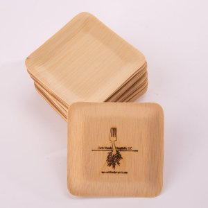 Custom Bamboo Plates