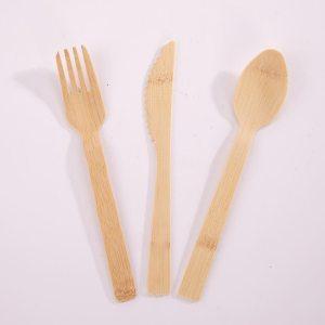 wood cutlery 1 - Bamboo Cutlery