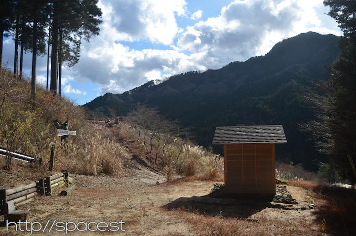 Sasamekura meditation hut