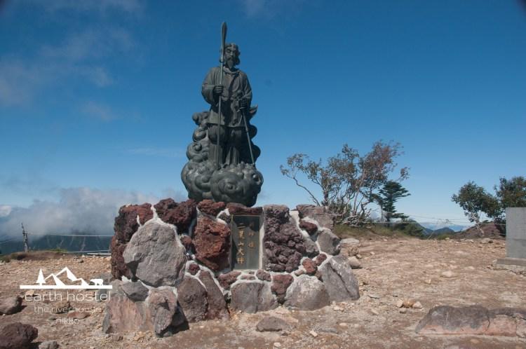 hiking nantai mountain-62