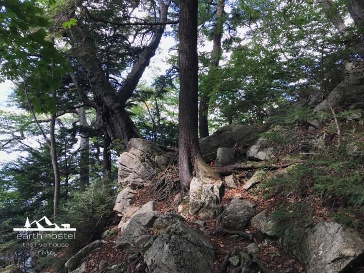 class 2 hiking trail chuzenji