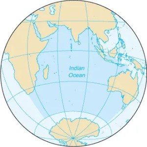 What Are The OCEANS Of The World Earth How - 5 largest ocean in the world
