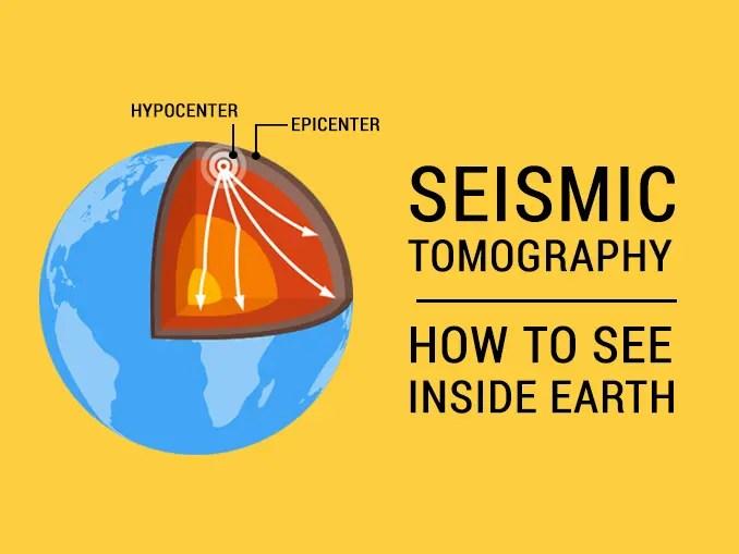 Earth Tomography