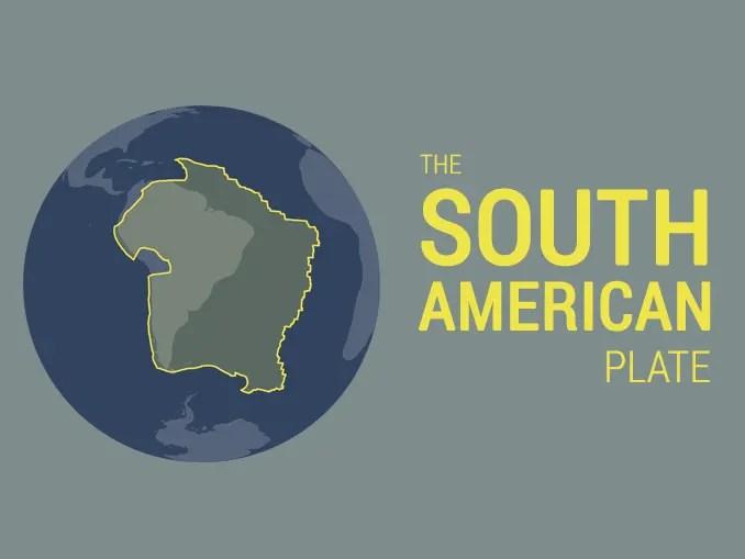 South American Plate Tectonics