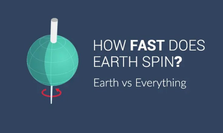 How Fast Does the Earth Spin? Earth vs The Engineered