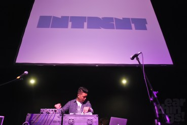 Singaporean producer Intriguant was one of two acts who flew over for the event.