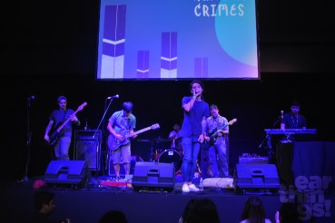Runway Crimes heads to the Bandwagon Music Market before the release of their debut album.