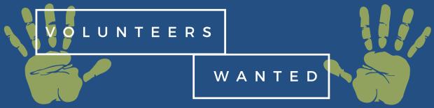 Volunteers Wanted (1)