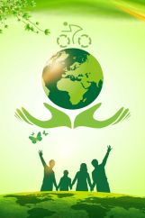 Small step for green planet