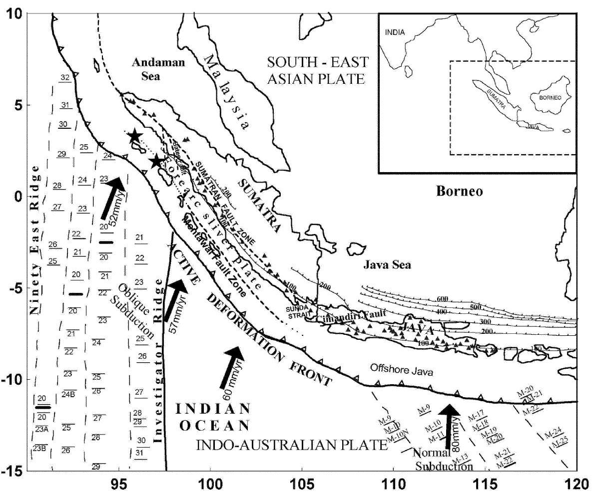 Blank Plate Tectonics Worksheet Printable