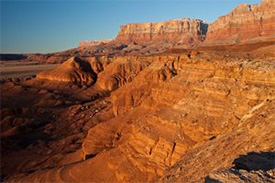 Vermilion Cliffs National Monument. (BLM)