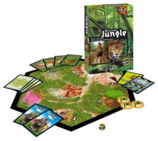 A good board game can teach strategy and planning, patience, sportsmanship, cooperation, how to follow rules and how to play with others. They've always been great family entertainment. This exciting adventure game makes kids look at the environment in original ways. It's made from recycled materials and non-toxic vegetable dyes and is recyclable too. Want to buy one? http://bit.ly/XcbktH