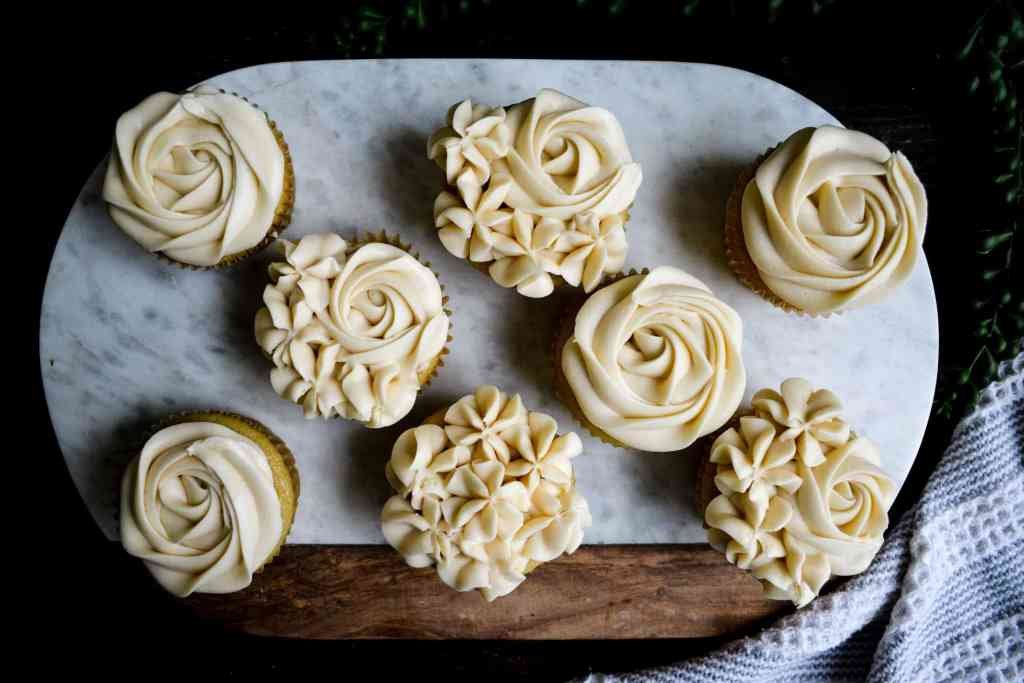 Cupcakes by earthly bakers co.
