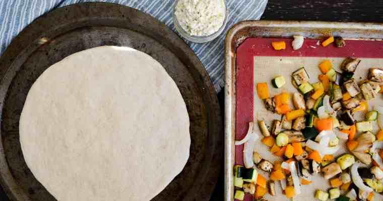 Calzone + Pizza Dough