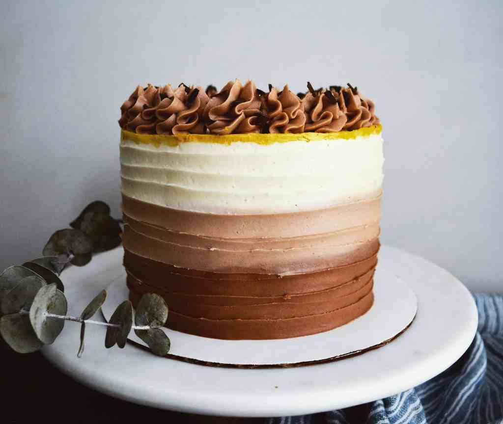 Cake by Earthly Bakers Co.