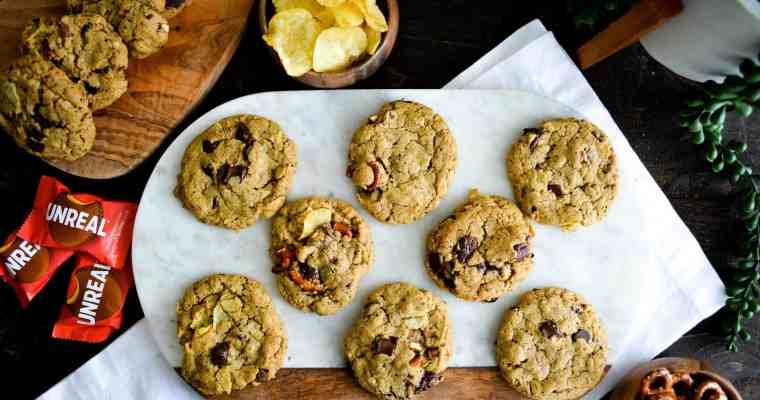 Gluten-Free Compost Cookies