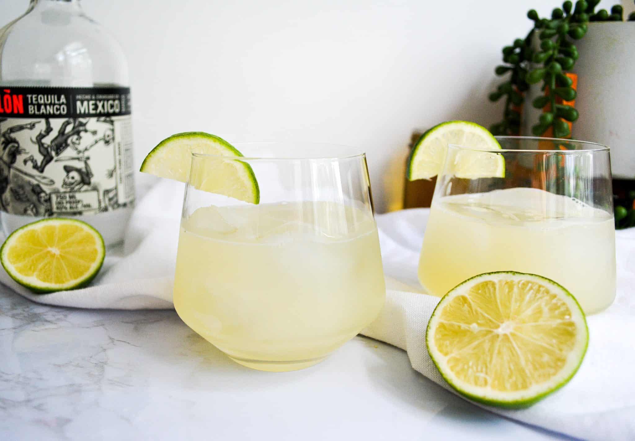 Light + Refreshing Margaritas