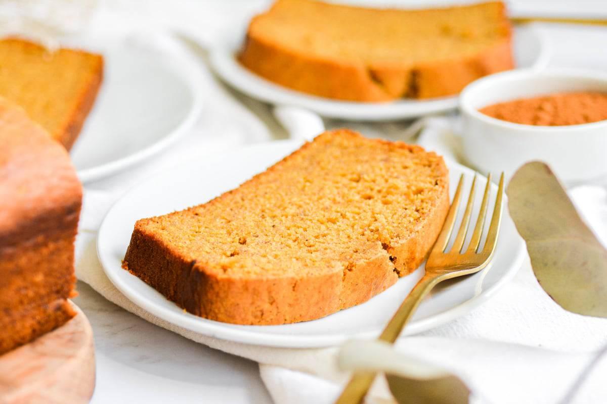 Vegan Banana Pumpkin Bread