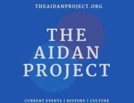 The Aidan Project website