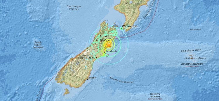 Kaikoura Earthquake