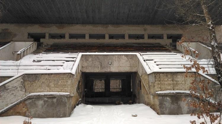 Pripyat Football Stadium