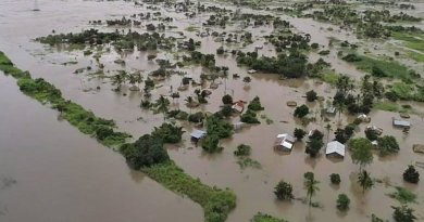 Southern Hemisphere's 'Worst Weather Disaster' just hit, And We Need to Talk About It