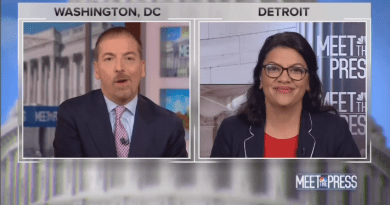 Impeachment Obsessed: Todd Fails to Grill Tlaib on Her Anti-Semitism